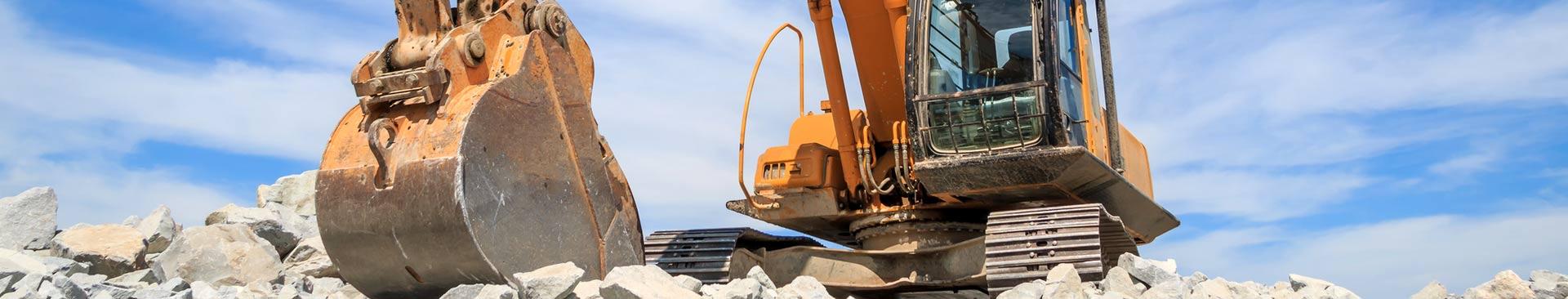 Demolition Australia Excavator